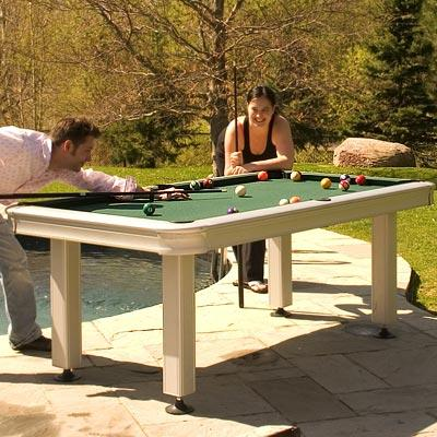 Fitted Rectangular Vinyl Table Covers Outdoor Table Cover on New Aluminum Outdoor Pool Table The Deck Store ...