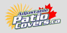 Adjustable Patio Cover