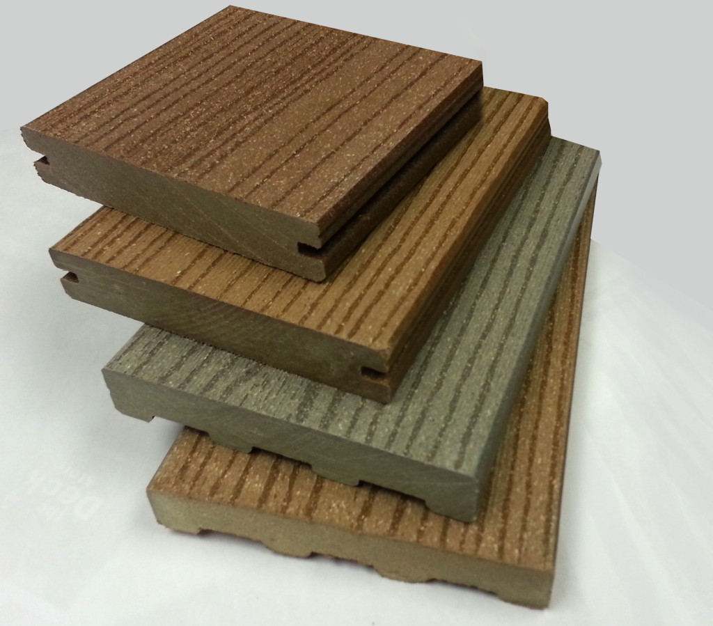 Composite Decking Materials Timbertech Twin Finish Composite