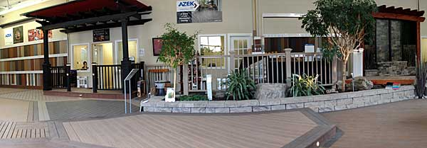 The Deck Store is Ontario's largest showrooms - Toronto | Oakville | Oshawa | Milton