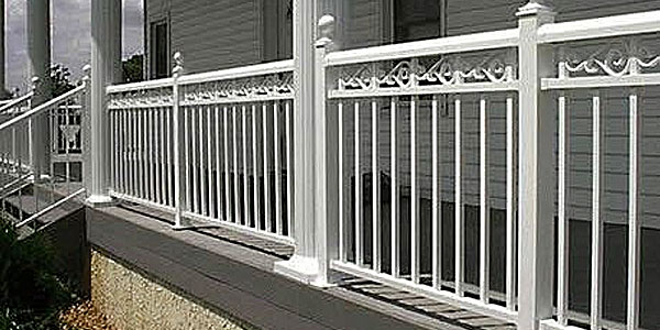 Let Your Railing Be The S.T.A.R Of Your Backyard Project