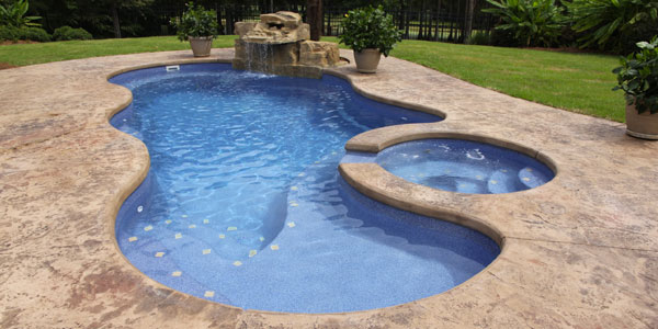 Ever dreamed of owning a dolphin? We have a pool for you