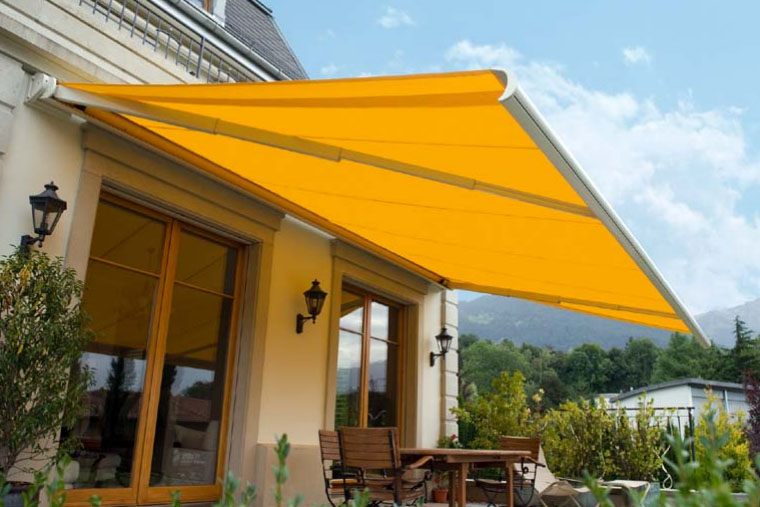 solana awnings RETRACTABLE TROPAZ