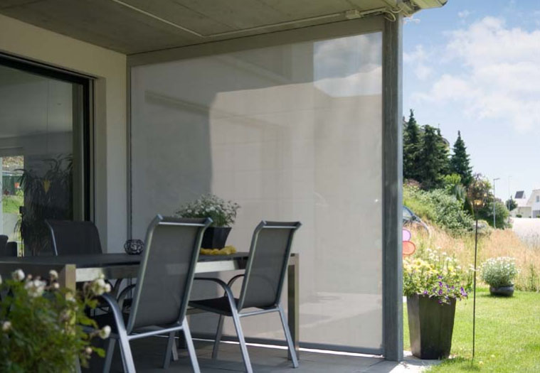 solana awnings VERTICAL ECLIPSE