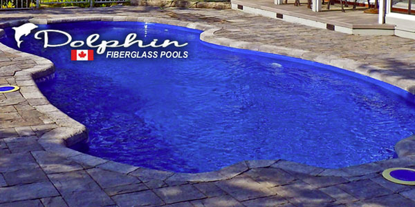 The Deck Store is now a dealer for Dolphin Fiberglass Pools