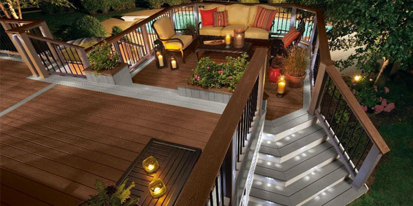 Don't Just Do Decking...Do Trex!