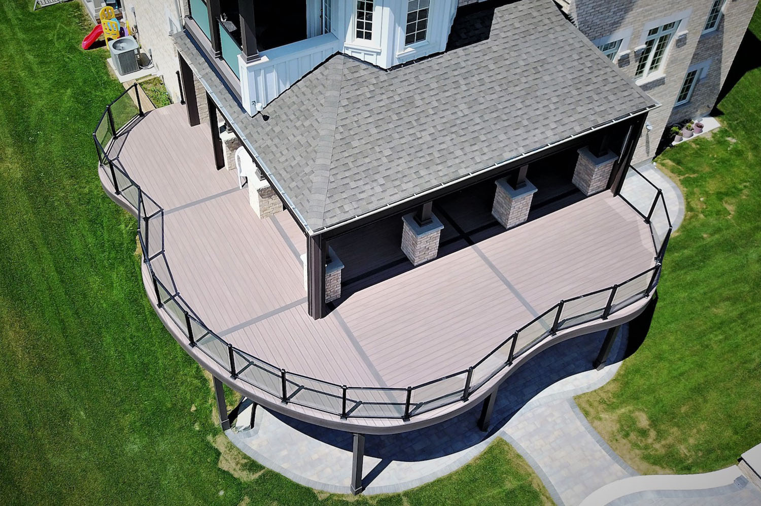 Low maintenance decks industry leading design build team whether youre a do it yourself family or seeking the help of a professional deck contractor deck construction is not only a personal choice its a matter solutioingenieria Gallery