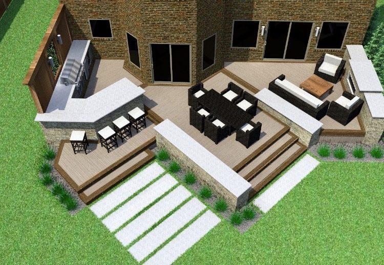 3D Deck Design Ideas | Industry Leading Design Build Team